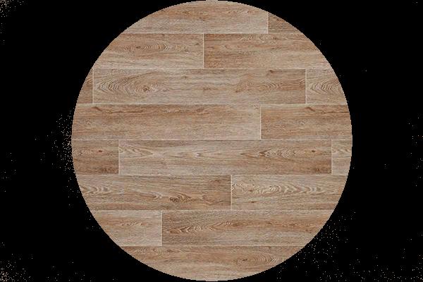Natural vinyl flooring