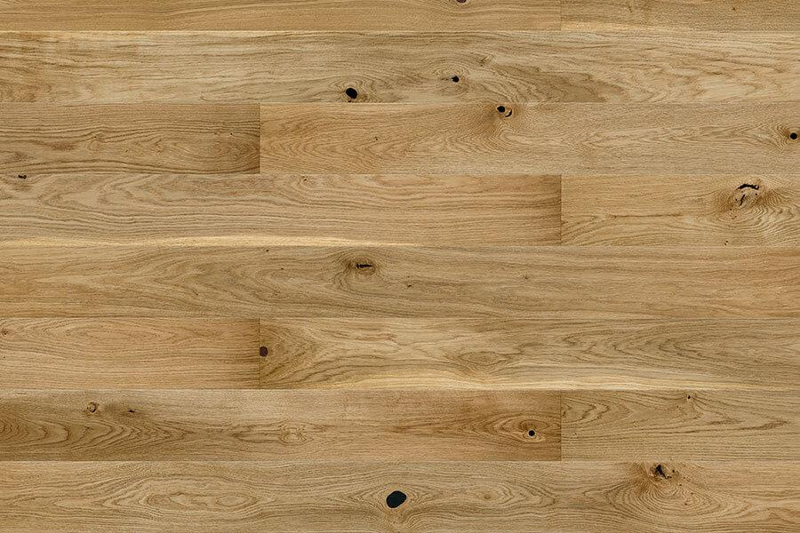 Barlinek Engineered European Nature Oak Flooring 14mm x 180mm Raisins Grande Lacquered