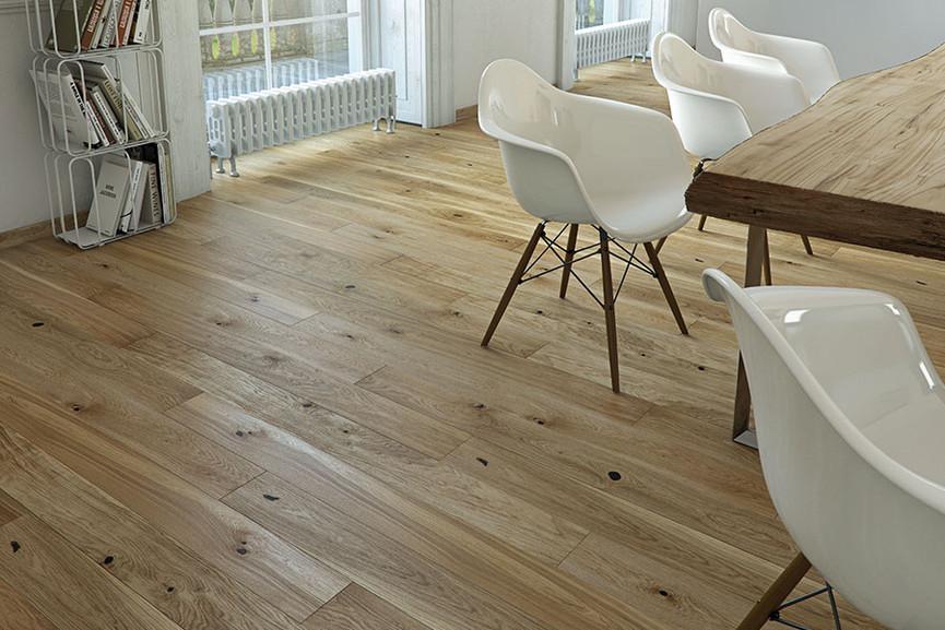 Barlinek Pure Engineered Oak Flooring Conchi Grande Flooring