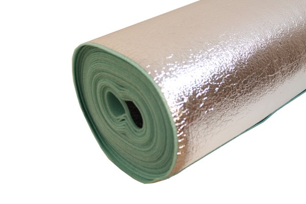 Cushion Ultra Silver Wood Underlay