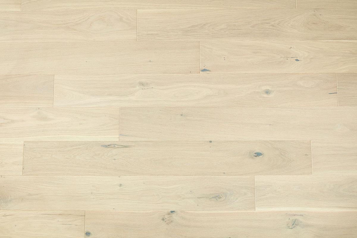 Home Choice Engineered European Rustic Oak Flooring 130mm Cappuccino Lacquered