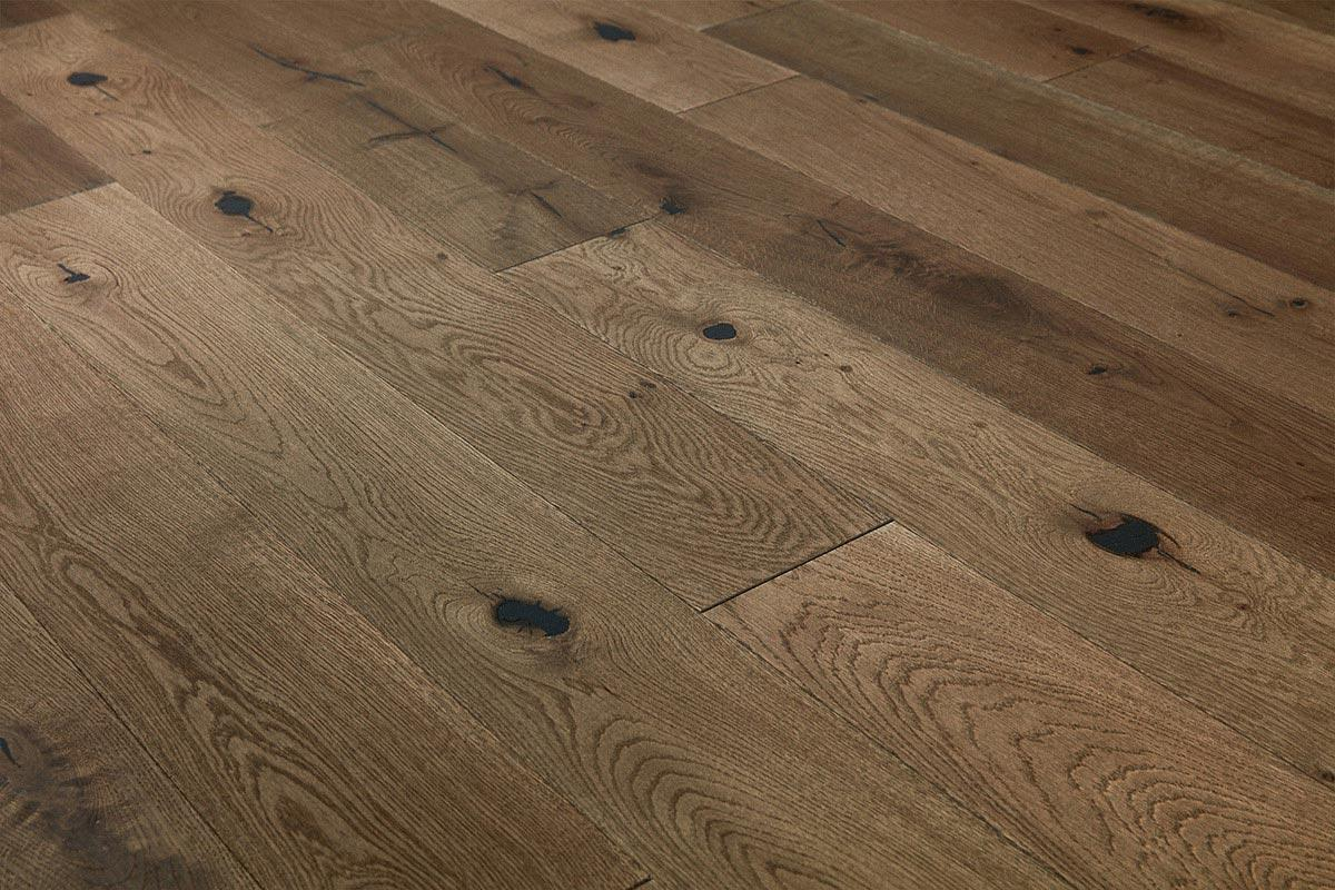 Home Choice Engineered European Oak Cocoa Oiled
