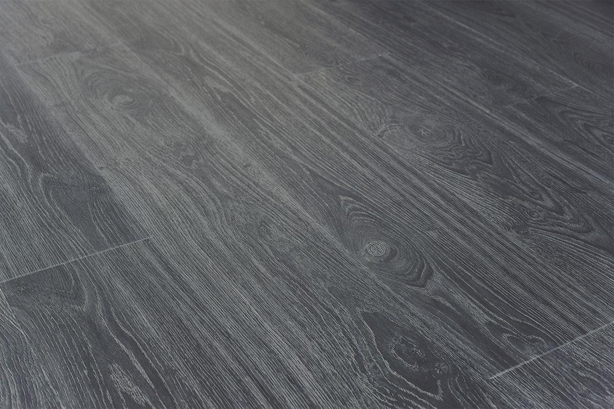 Parquetvinyl Victoria Black Plank Luxury Click Vinyl Flooring