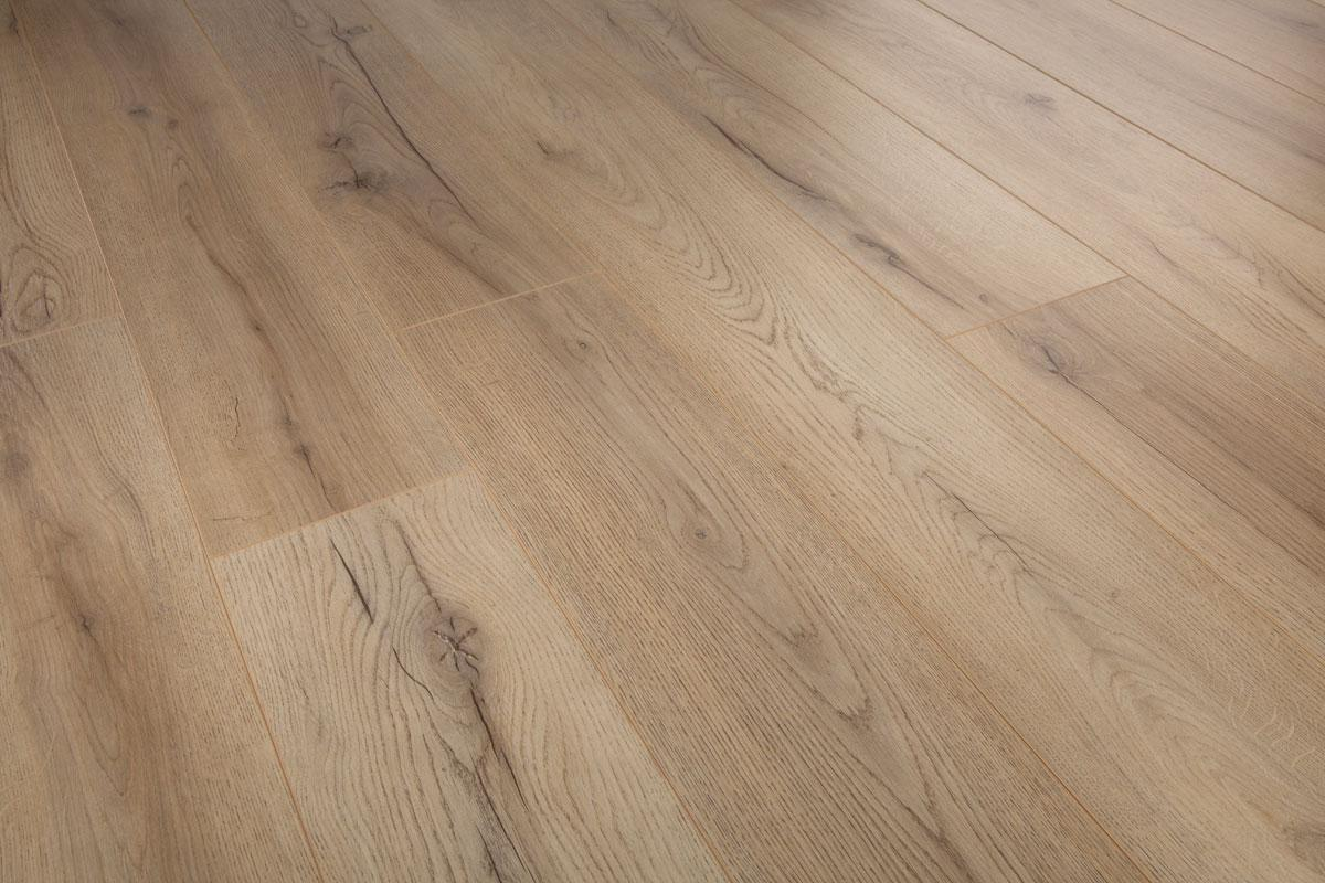 Series Woods 7mm Laminate Flooring Century Beige Oak