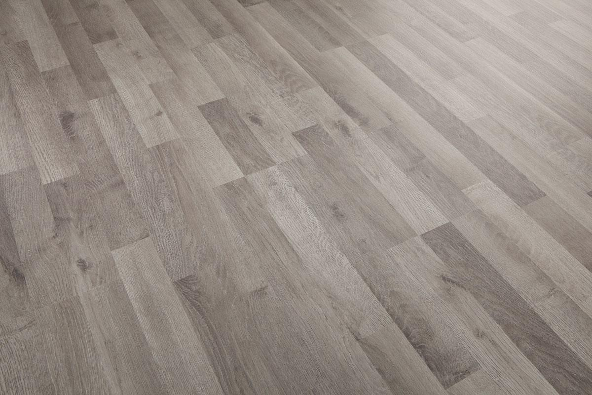 Series 7mm Laminate Flooring Garrison Oak Grey