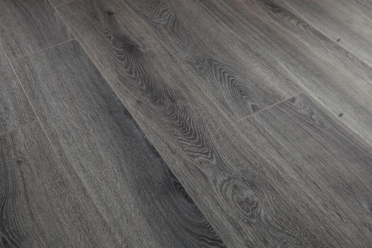 Series Woods Professional 10mm Laminate Flooring Grey Oak