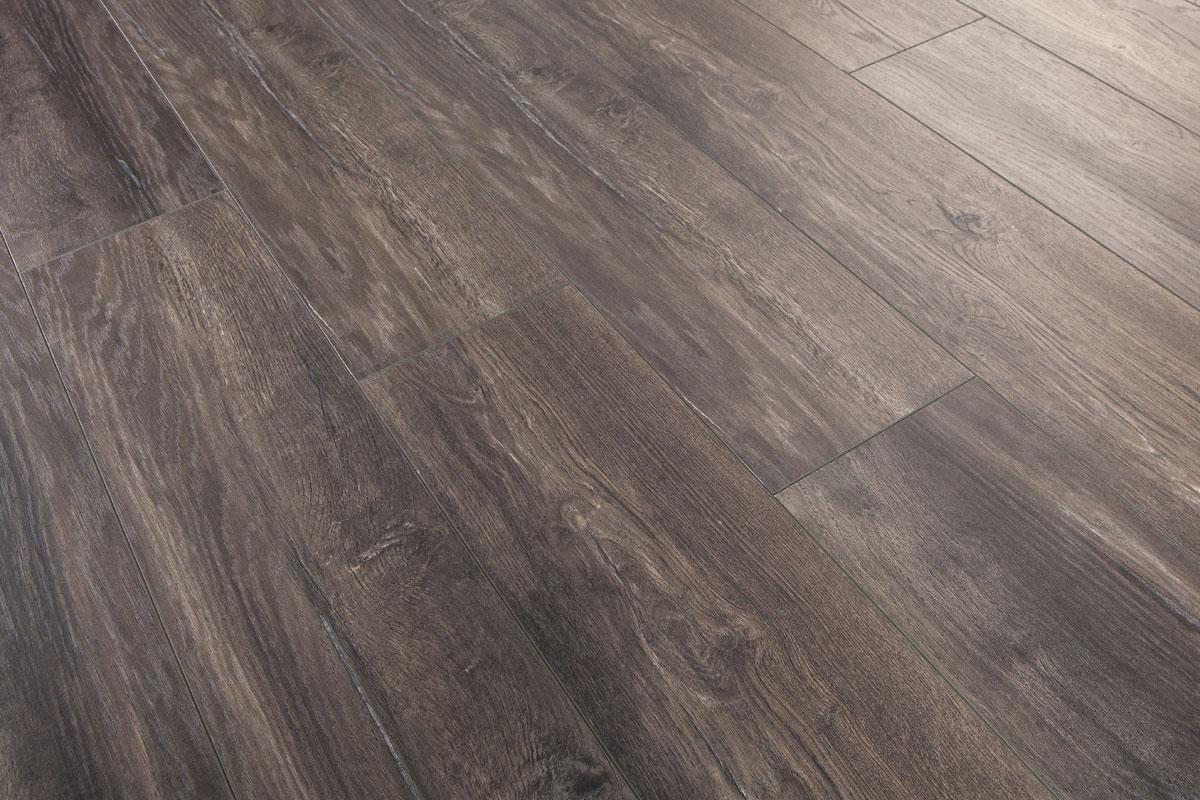 Series Woods Professional 12mm Laminate Flooring Oak Dark