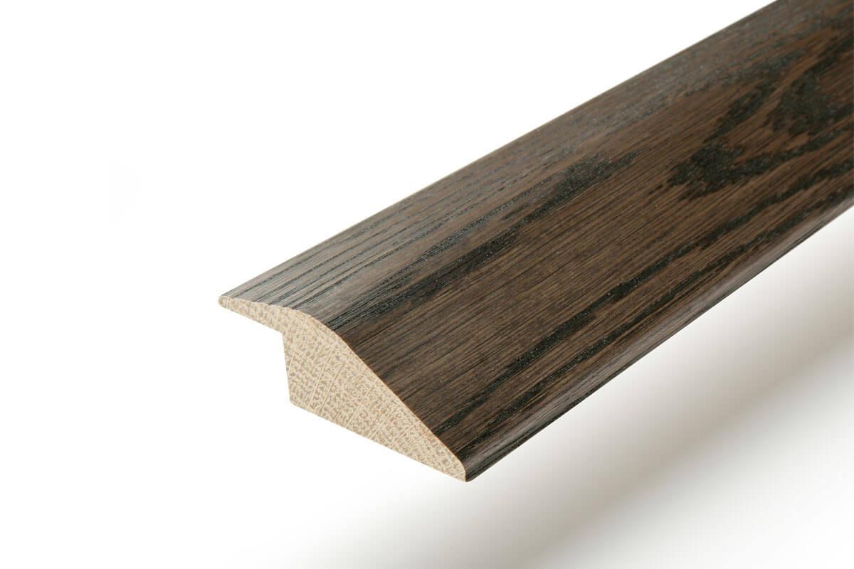 Solid Hardwood Ramp Profile 2m Espresso3