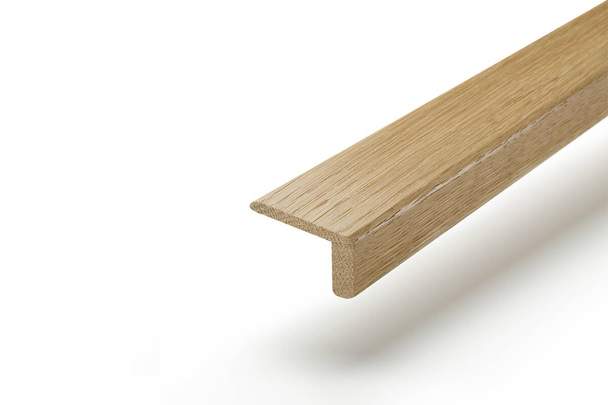 Solid Hardwood Stair Nosing Oak 1M ...