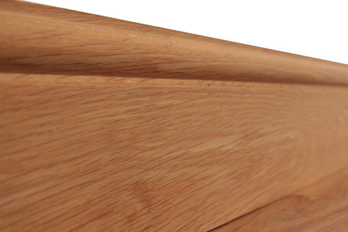 solid oak taurus skirting boards 2m length