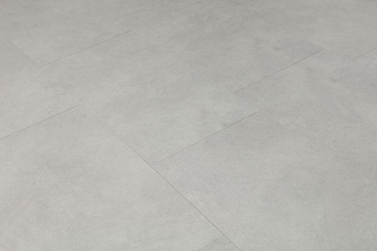 Spectra Dove Grey Stone Tile Luxury Click Vinyl Flooring