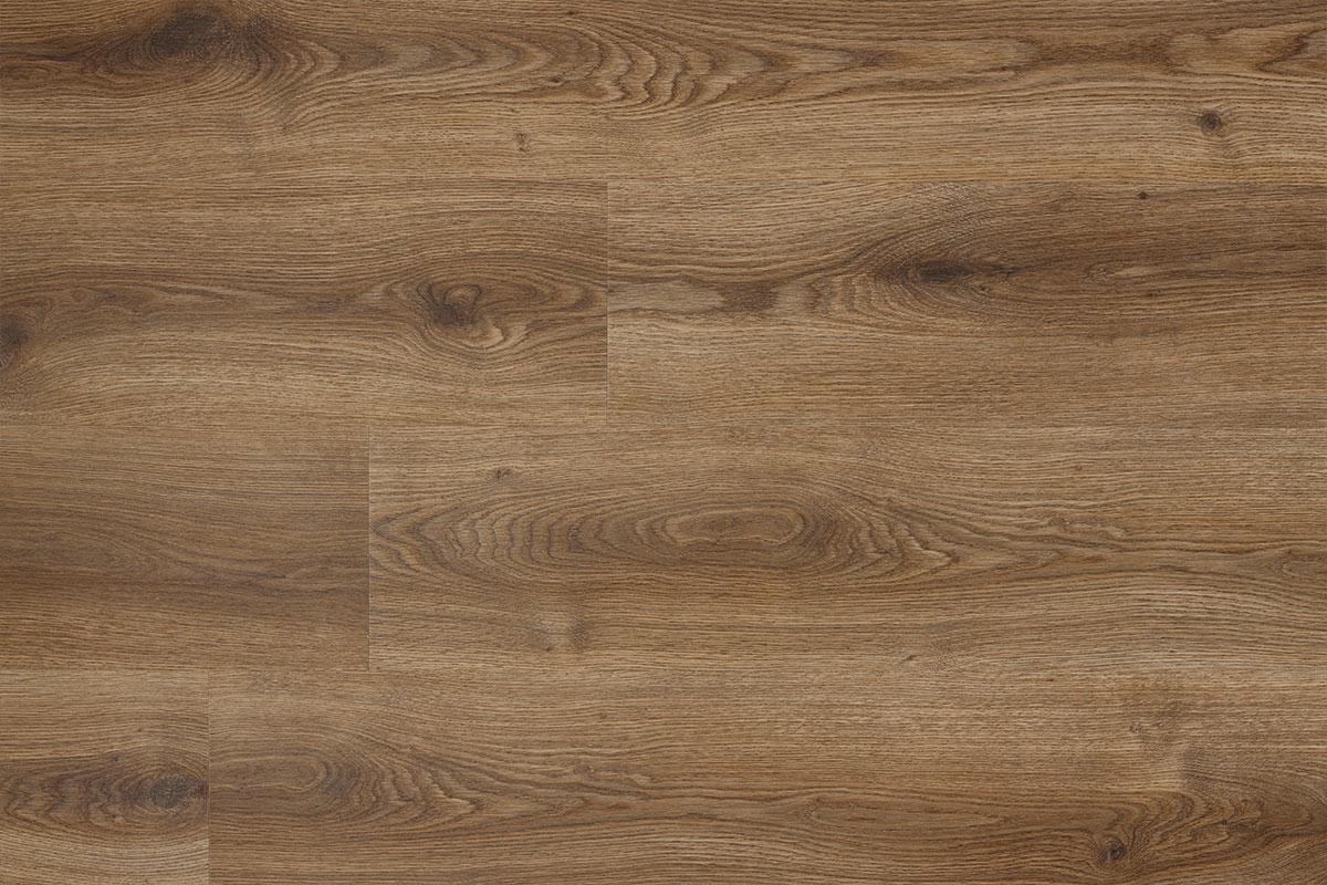 Spectra Iced Coffee Oak Plank Luxury Click Vinyl Flooring