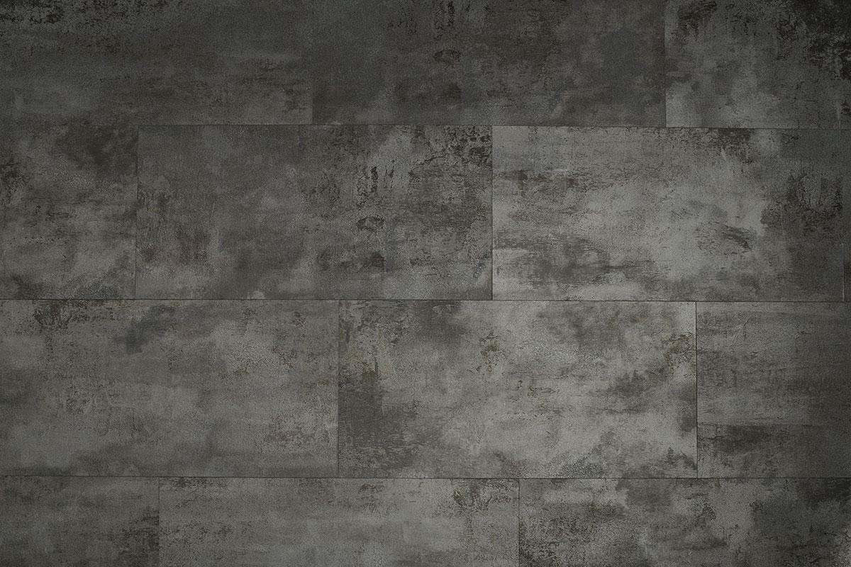 Spectra Light Grey Stone Tile Luxury Click Vinyl Flooring