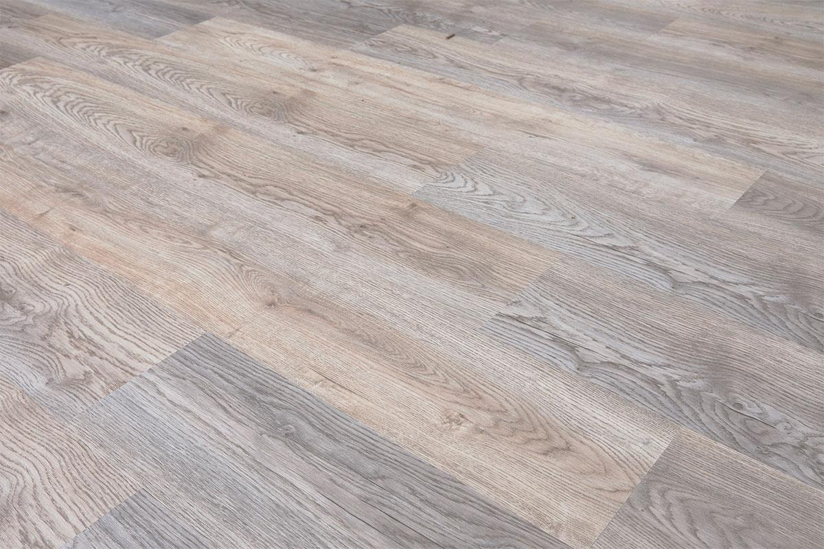 Spectra Oregon Grey Oak Plank Luxury Click Vinyl Flooring