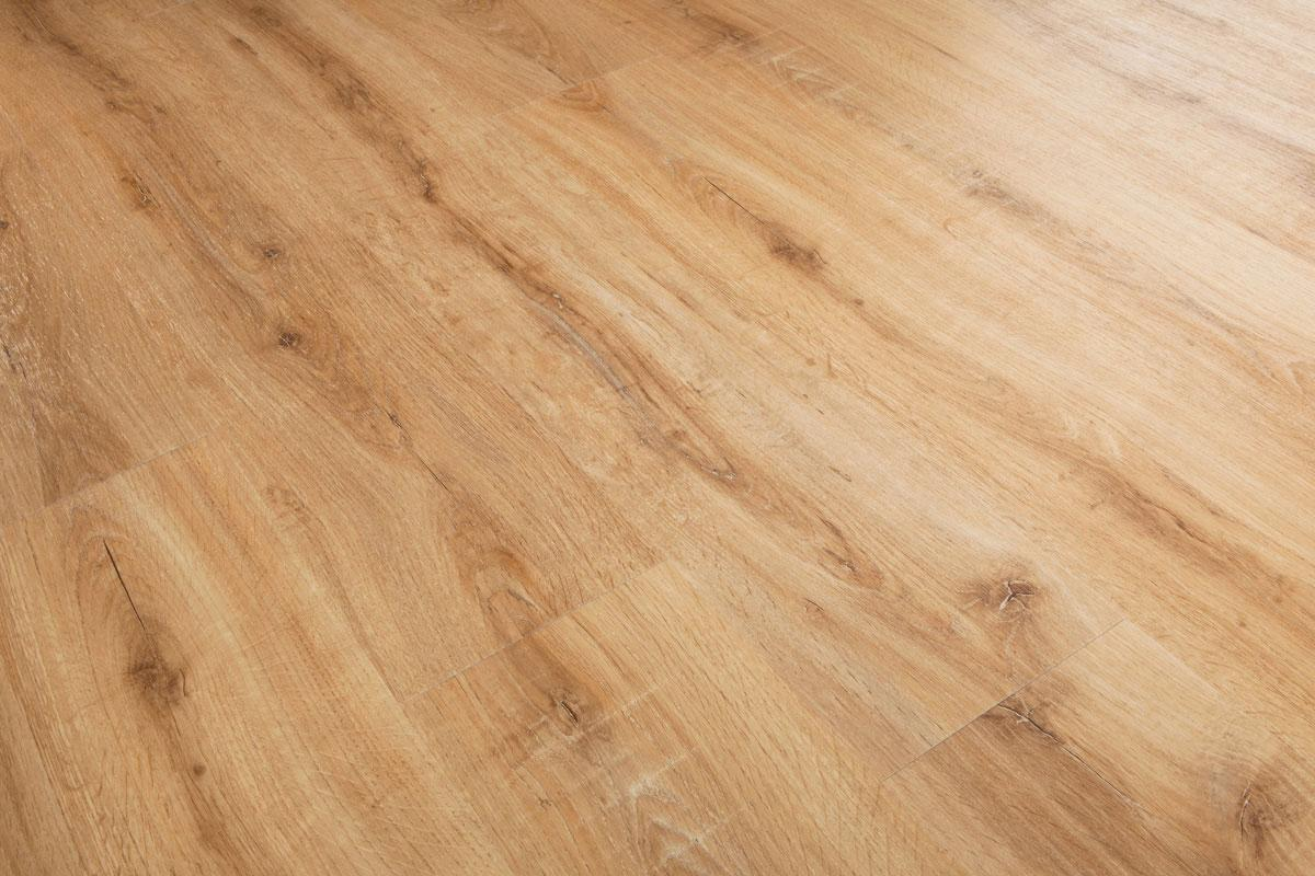 Spectra Sandy Blonde Oak Plank Luxury Click Vinyl Flooring