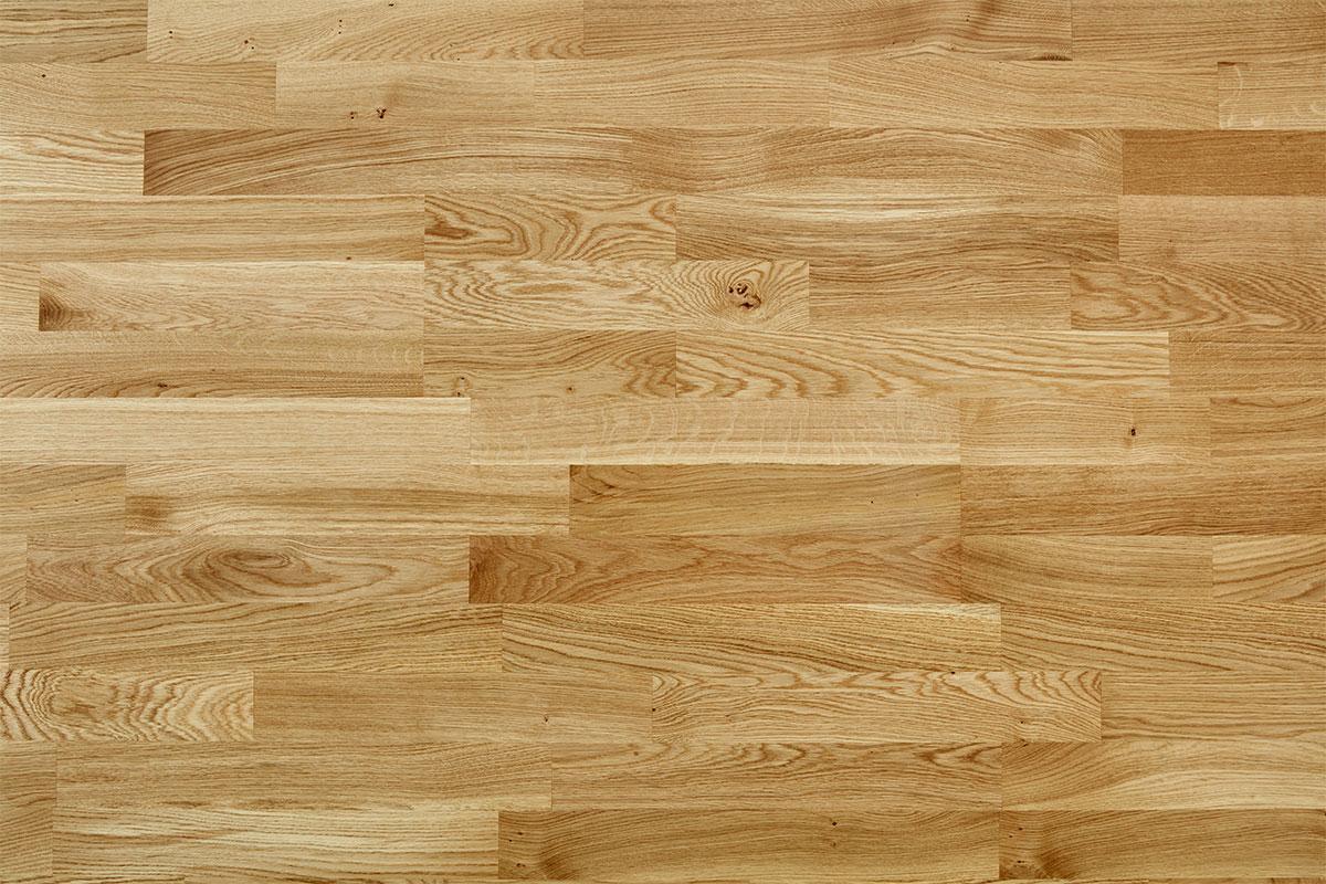 Home Choice Engineered European Oak Flooring 14mm 3 Strip Lacquered