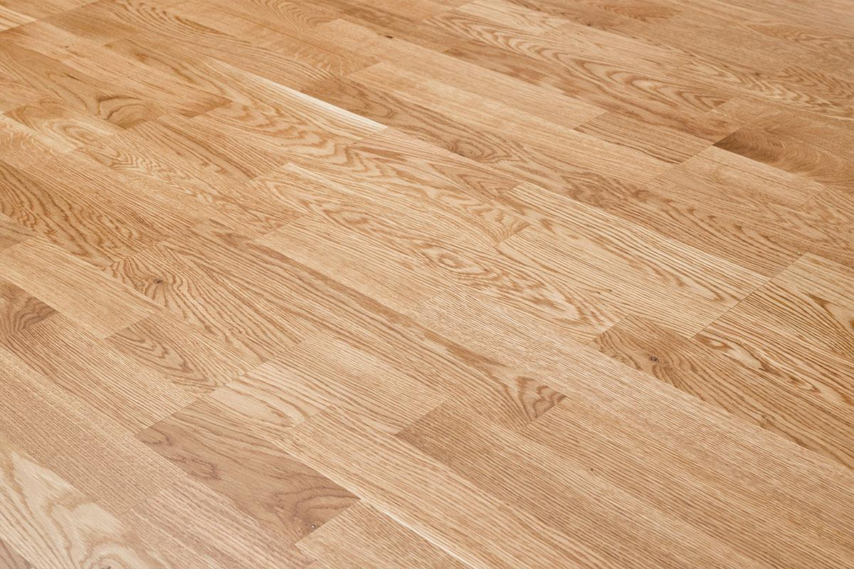 Home Choice Engineered European Rustic Oak Flooring 3 Strip Natural Lacquered