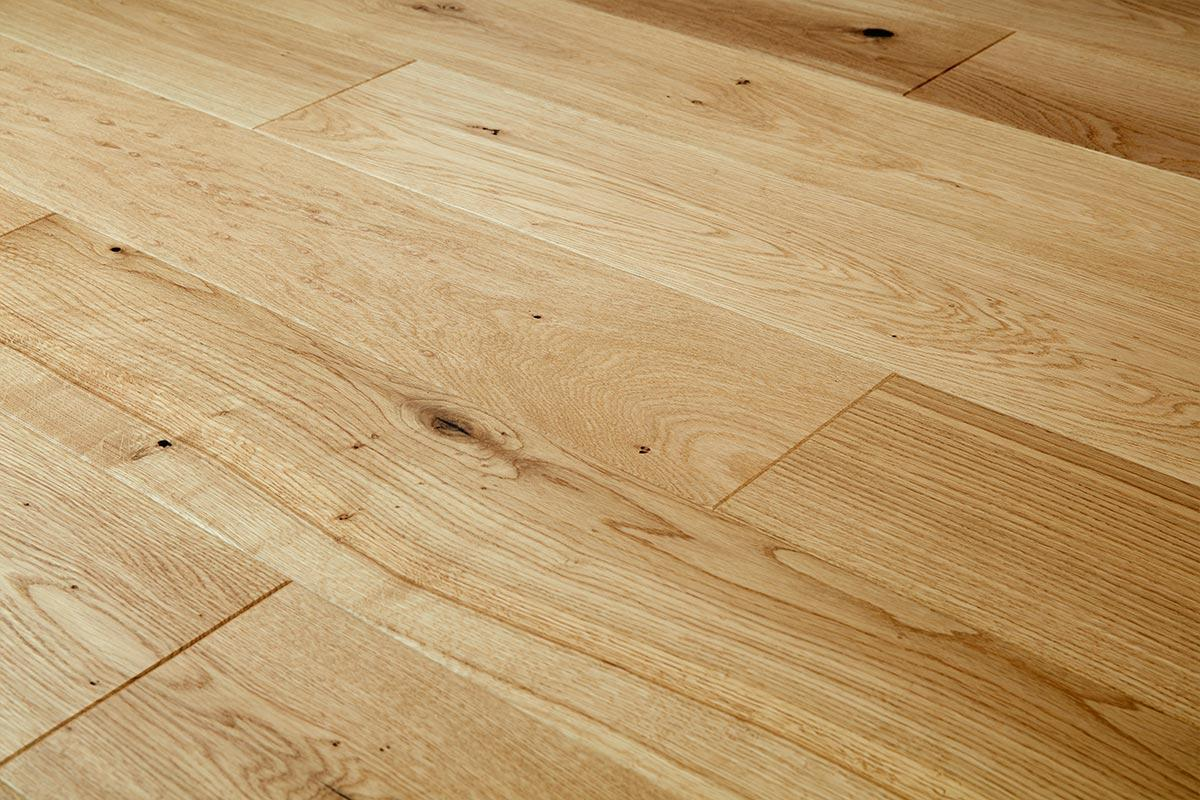 Home Choice Engineered European Rustic Oak Flooring 180mm Natural Oiled