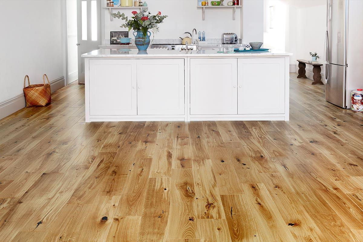 Mega Deal Engineered European Oak Flooring Matt Lacquer