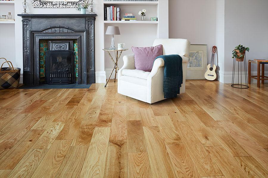 Galleria Classic Engineered European Rustic Oak Flooring ...