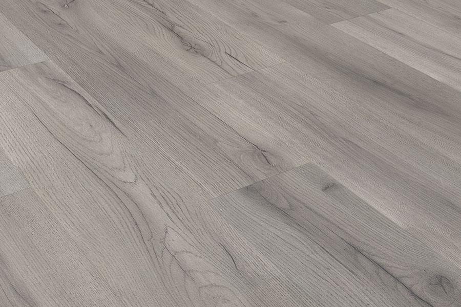 Series Woods 8mm Laminate Flooring Grey Oak, Grey Oak Laminate Flooring