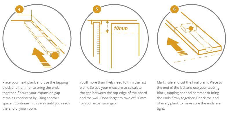 How To Install Engineered Flooring Flooring Information Uk