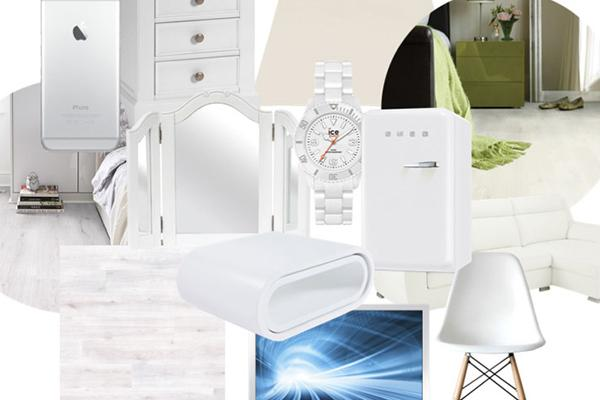 Get the Look: Monotone Mood Board