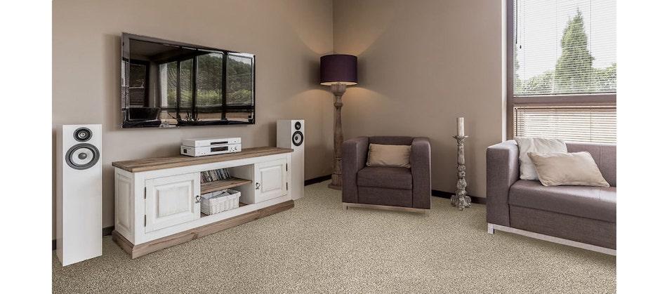 bedroom grey carpet