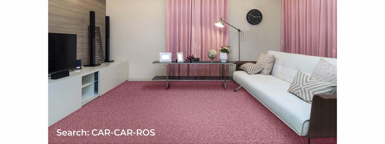 home pink carpet