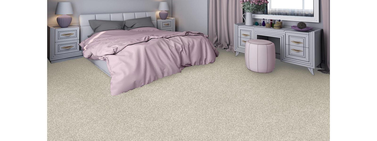 bedroom cream carpet