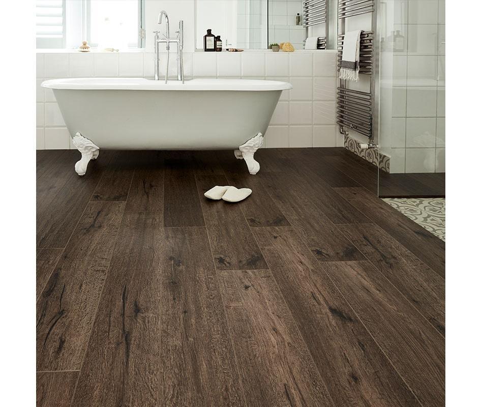 Best Bathroom Flooring, Is It Ok To Use Laminate Flooring In A Bathroom