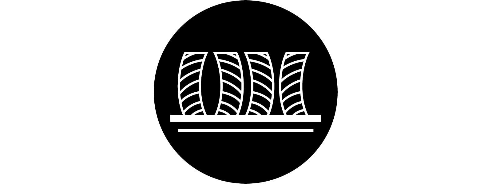 Twist Pile Icon