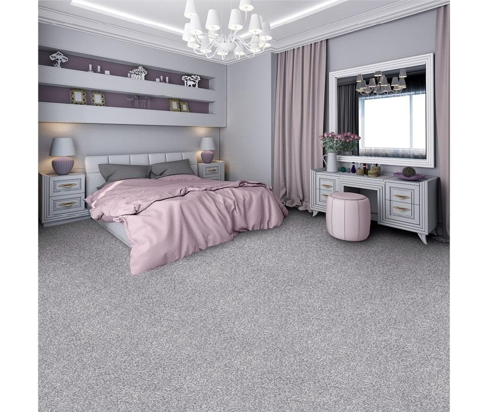 Dusky Pink and Grey Bedroom Roomset