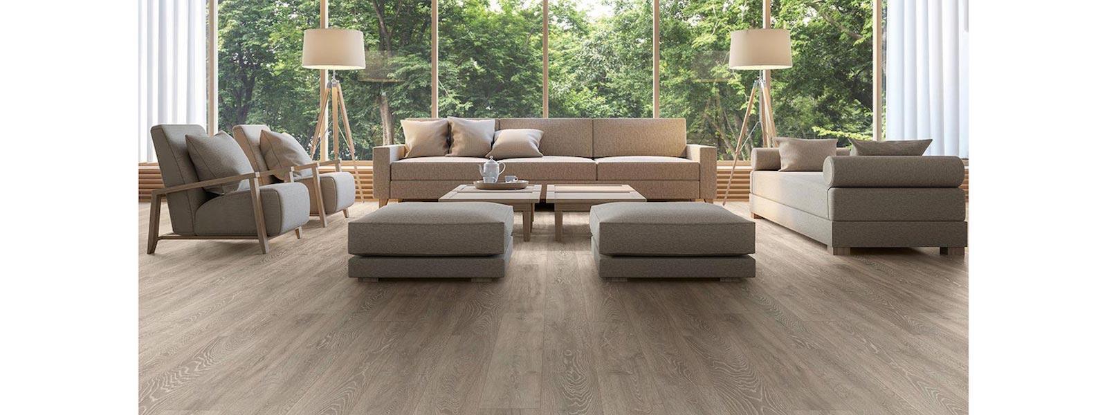 laminate living room