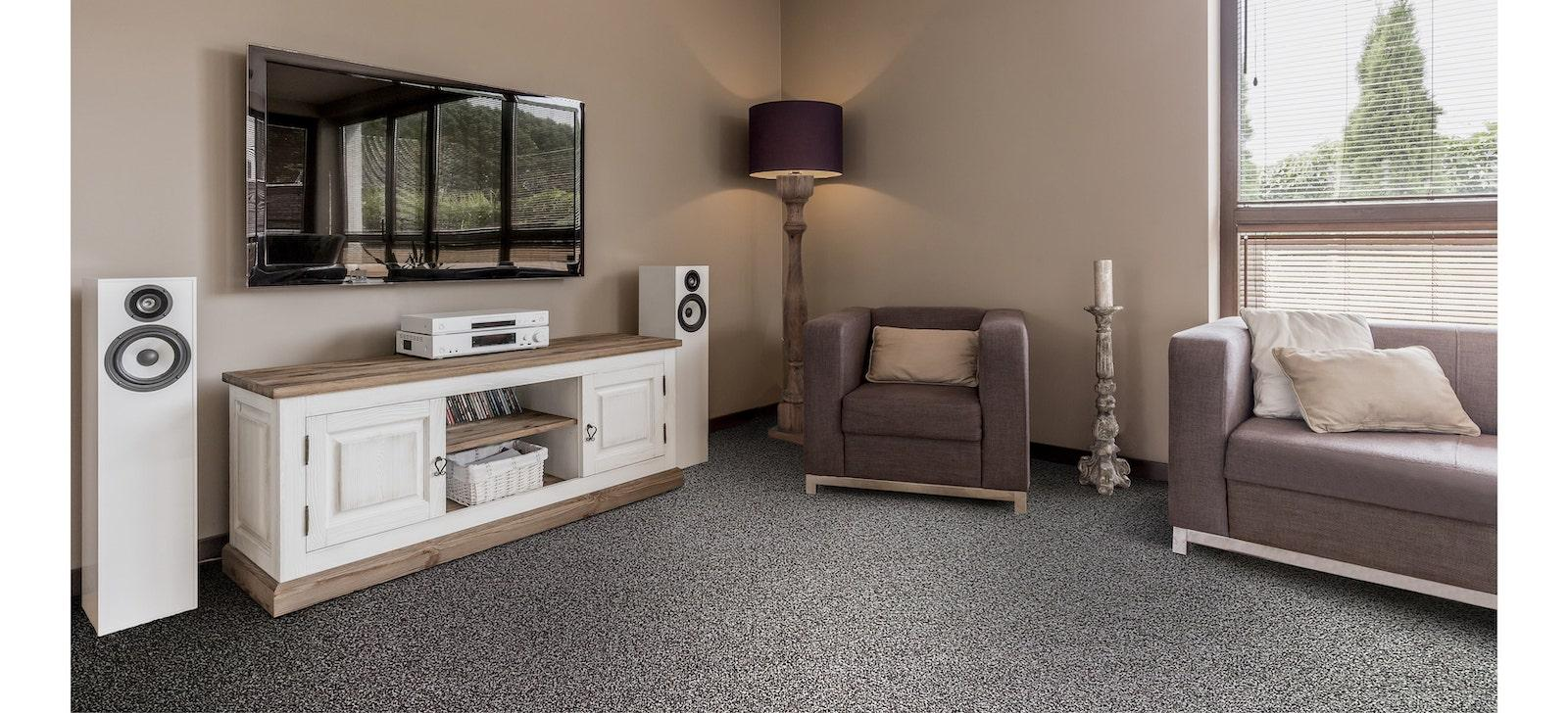 living room grey carpet