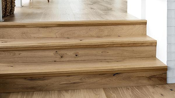 Hardwood Stairs Uk Flooring Direct, How To Install Timber Flooring On Stairs