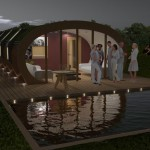 Sustainable Modular Building Design from the Green Unit